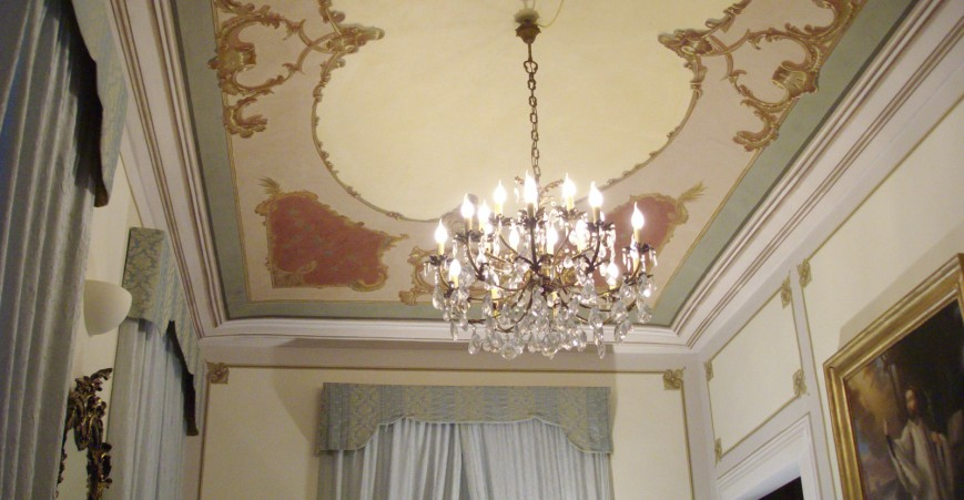 Decorazione facciate  Decorazione artistica d'interni  Restauro affreschi  Savona decorazioni ...